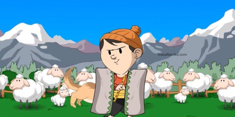 Yalancı Çoban Masalı